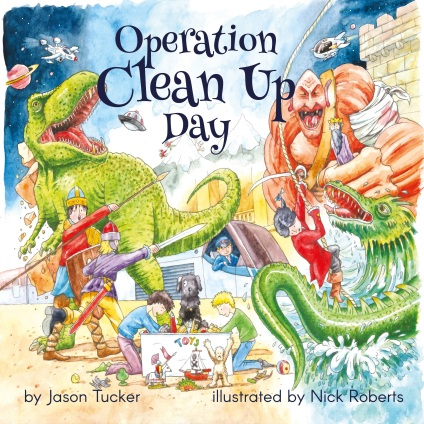 Operation Clean Up Day Cover