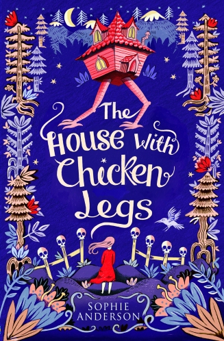 House with Chicken Legs jacket