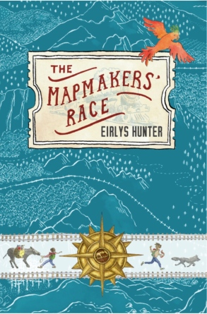 The Mapmakers' Race Jacket lowres