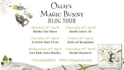 Ollie blog tour
