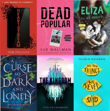 july 2019 books ya