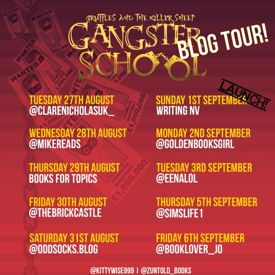 GS3 blog tour