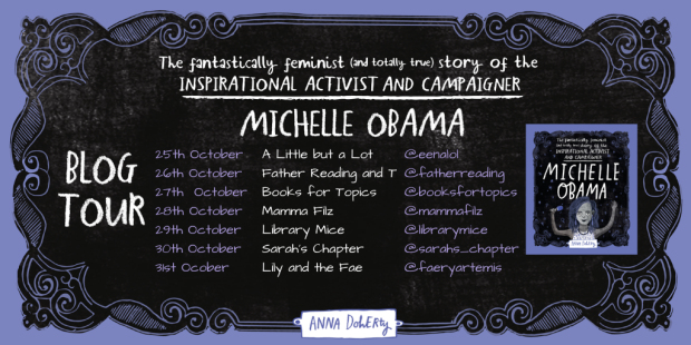 Michelle Obama Blog Tour (1)