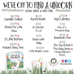 Unicorn blog tour