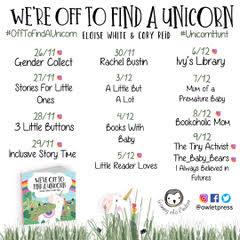 Unicorn blog tour